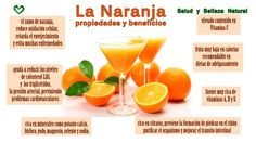 La naranja, remedios naturales | Sentirse bien es facilisimo.com