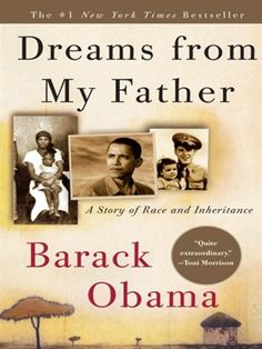 Memoir of the first African American president.