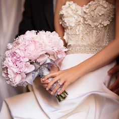 My dream dress & flowers
