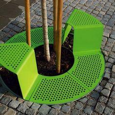 mobiliário urbano - copresença
