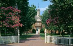The Wren Building of the College of William & Mary (Williamsburg, VA) Colonial Williamsburg has long been one of my favorite places, made even more special with family members attending the school.