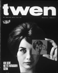 Twen- A sua primeira publicação em 1959 ficou associada á libertação sexual. A nudez das mulheres em topless mostrava a o ertoismo da época. Esta revista durou até ao final dos anos 70.