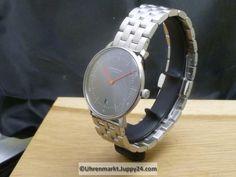 Sternglas Naos Edition Basalt - Quartz Armbanduhren - Oberösterreich Bracelet Watch, Watches, Bracelets, Accessories, Wrist Watches, Stars, Corning Glass, Wristwatches, Clocks