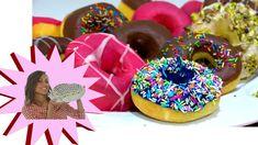 Donuts Non Fritti - Ciambelline Light - Le Ricette di Alice