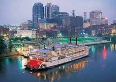 Enjoy a cruise along the Cumberland River aboard the General Jackson Showboat while enjoying a full southern-style lunch with a cabaret Christmas show