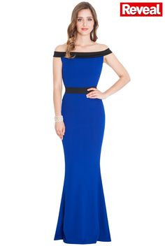 079f8934d Oscar Dress in Style of Reese Witherspoon - Royalblue - Front - DR520  Dámske Modely Šiat