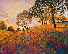 Erin Hanson oil painting