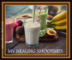 My Healing Smoothies