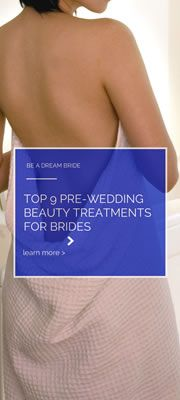 Bridal Spa Packages | Spa Brides Singapore