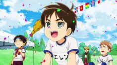 attack on titan junior high | Tumblr