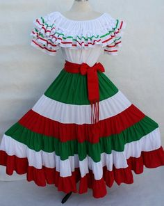 Classic mexican dress