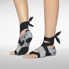 Nike Studio Wrap Pack Leather Flat Three-Part Footwear System Nike Store, Yoga Shoes, Salsa Shoes, Nike Studio Wrap, Workout Shoes, Workout Outfits, Sport Wear, Dance Outfits, Training Shoes