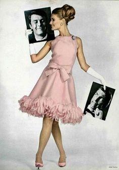 Jean Patou 1965...like the dress