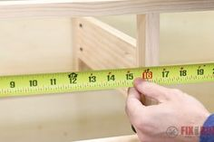 6 Easy Steps to Make Drawers : 6 Steps (with Pictures) - Instructables Wooden Drawers, Diy Drawers, Kitchen Drawers, Cabinet Drawers, Cabinet Doors, Cupboard, Building Kitchen Cabinets, Built In Cabinets, Diy Cabinets