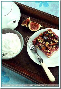 Plum Fig Cake (02) by MeetaK