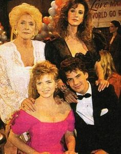 Nina and Phillip, Katherine and Jill.