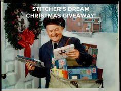 Stitcher's Dream Christmas Giveaway!