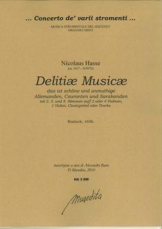 Delitiae Musicae (Rostock, 1656)
