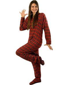 Silly Skulls - Hooded Footed Pajamas - Pajamas Footie PJs Onesies ...
