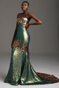 tinysoundsofsquee:This was part of a set of fashion photos of Jennifer Saa found herebut I only had eyes for this gorgeous mermaid dress.She is perfection. I Love Music, Strapless Dress Formal, Formal Dresses, Beautiful Gowns, Beautiful Mermaid, African Fashion, Ankara Fashion, Pretty Dresses, Fashion Photo