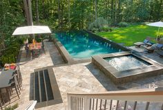 25 Finest Designs of Above Ground Swimming Pool