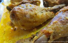 Make delicious low carb, paleo chicken wings in the crock pot. Great for a big game appetizer or dinner.