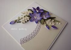 Best 12 handmade greeting cards paper quilling best paper quilling greeting cards products on wanelo free – SkillOfKing. Paper Quilling Flowers, Paper Quilling Designs, Quilling Craft, Quilling Patterns, Quilling Ideas, Diy Crafts For Gifts, Hobbies And Crafts, Paper Crafts, Quiling Cards