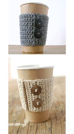 Coffee cup cozy protectors