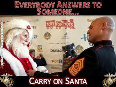 You pass Santa!! :))