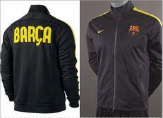 Jual Jaket Barcelona Hitam Kuning Terbaru 2014 Grade Ori 6d84835fa8
