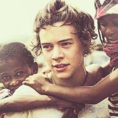Harry in Ghana