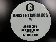 **NEW** The Club / Count It Off - Ghost / El-B