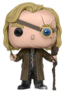From Harry Potter, Mad-Eye Moody, as a stylized POP vinyl from Funko. Stylized collectable stands 3 ¾ inches tall, perfect for any Harry Potter fan. Collect and display all Harry Potter POP Vinyls. Harry Potter Poster, Harry Potter Film, Moody Harry Potter, Harry Potter Pop Vinyl, Harry Potter Pop Figures, Figurine Harry Potter, Objet Harry Potter, Funko Figures, Vinyl Figures