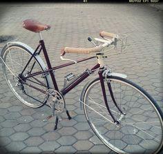 #mixte bike #thai #raleigh