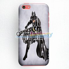 Batman 3 The Dark Knight iPhone 5C Case | casefantasy