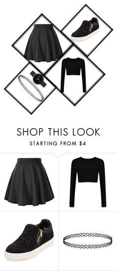 """""""#cuteblack#black##fashion #style #stylish #love #InstaTags4Likes #me #cute #photooftheday #nails @appslejandro #hair #beauty #beautiful #instagood #pretty #swag #pink #accessories #clothes #girl #girls #eyes #design #"""" by nastya-perfect ❤ liked on Polyvore featuring Mode, Ash und I Love Ugly"""