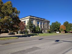 Garvin County Courthouse in Oklahoma.