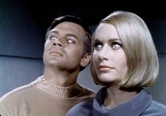 Dehner and Mitchell with New Powers | Sally Kellerman and Ga… | Flickr