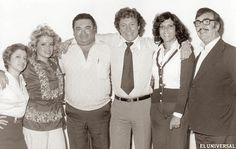 Emblemáticos de RCTV: Irma Palmieri, Nelly Pujols, César Granados ...