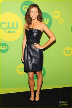 Phoebe Tonkin: 'The Originals' at CW Upfronts 2013