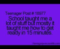 Teenager Posts- Hahah so true! Teenager Quotes, Teen Quotes, Teenager Posts, Funny Relatable Memes, Funny Quotes, Relatable Posts, Life Quotes, Funny Teen Posts, Teen Life