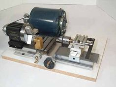 Taig Tools - Desktop Milling Machines and Lathes. Have one!