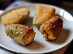 Fried Jalapeno Poppers Bird's Eye View of the Katydid http://www.birdseyeviewofthekatydid.blogspot.com
