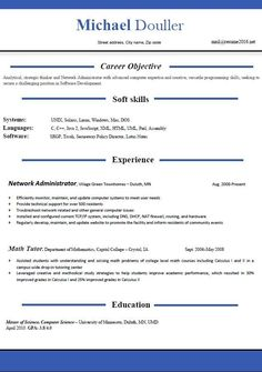 Resume Format On Word Restaurant Waitress Resume  Hotel And Restaurant Management  Being .