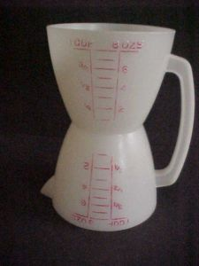 Tupperware- remember this well I think mom still has hers!
