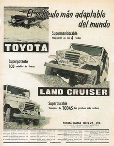 1957 Toyota Land Cruiser