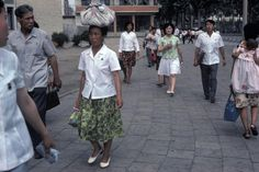 Pyongyang. 1982
