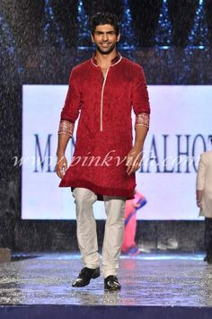 Manish Malhotra's collection for CPAA fashion show | PINKVILLA