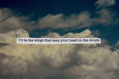 Keep Your Heart In The Clouds