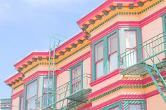 The Colors of San Francisco